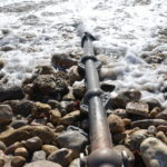 UTS Cable 55 landfall